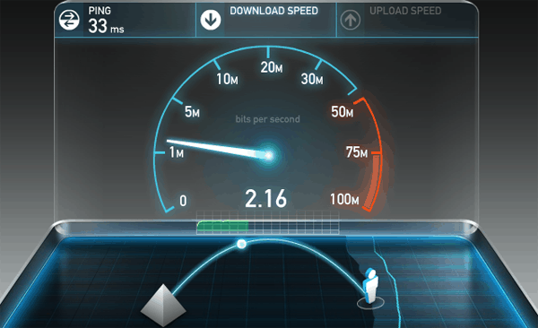 Whats the best internet speed for gaming