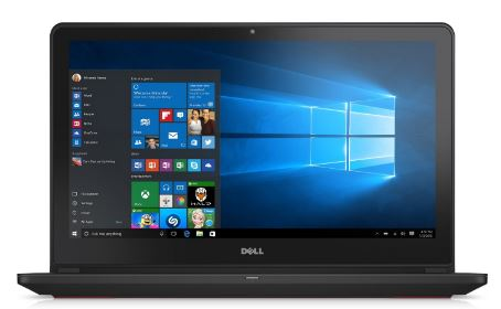 dell inspiron i7559-76BLK video editing laptop