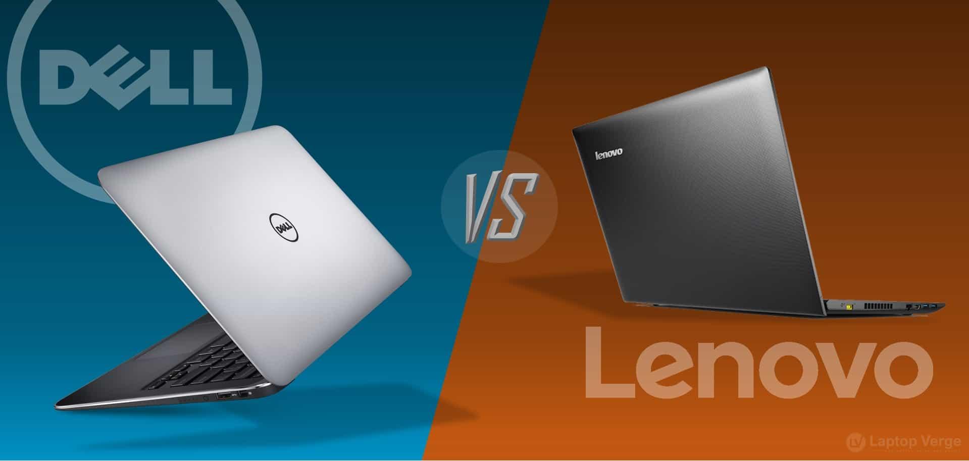 Dell vs Lenovo
