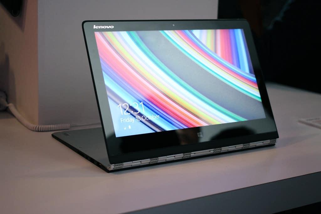 Lenovo Flex VS Yoga in 2020