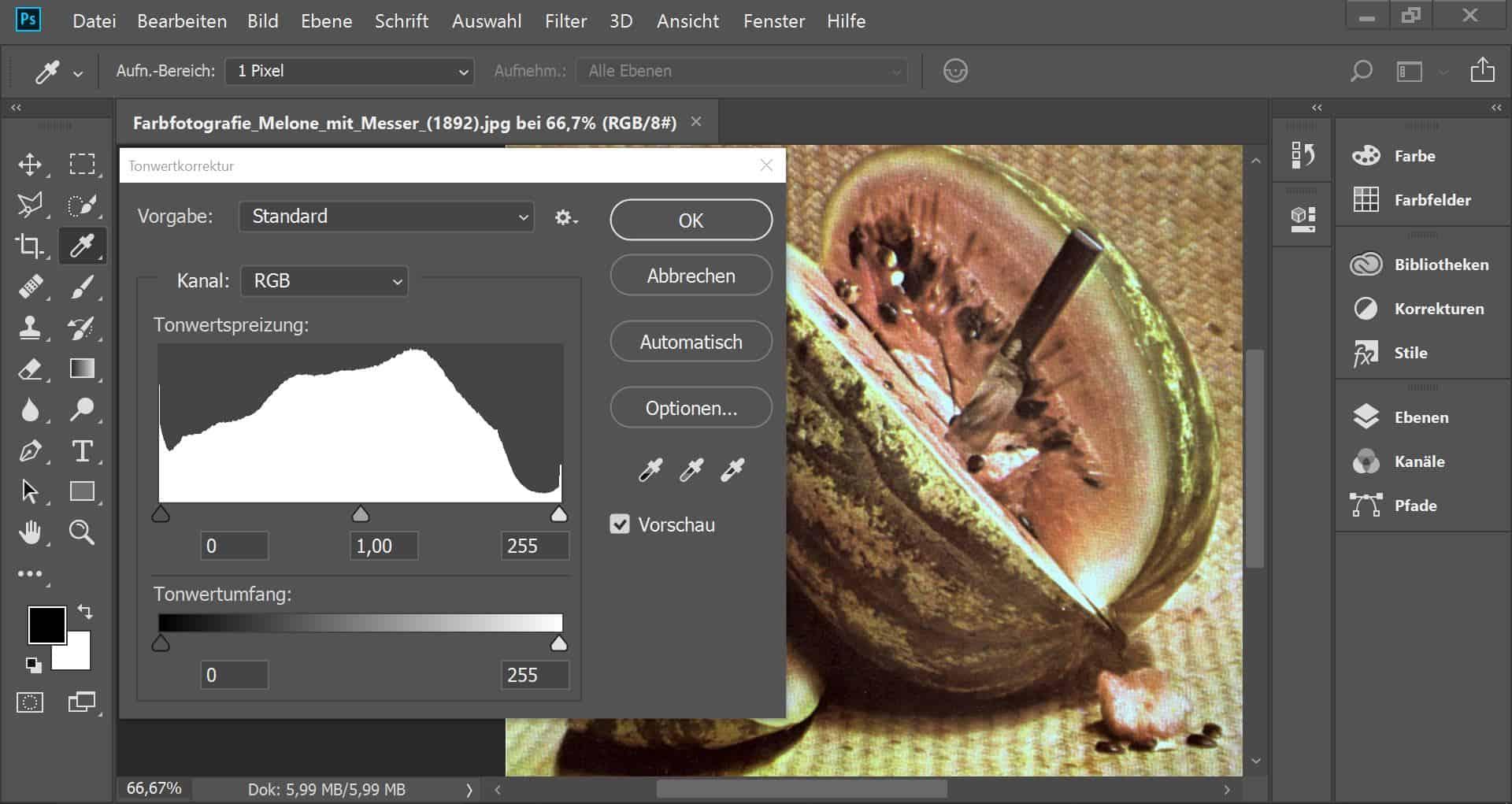 Best Photoshop Specs for your Laptop/PC
