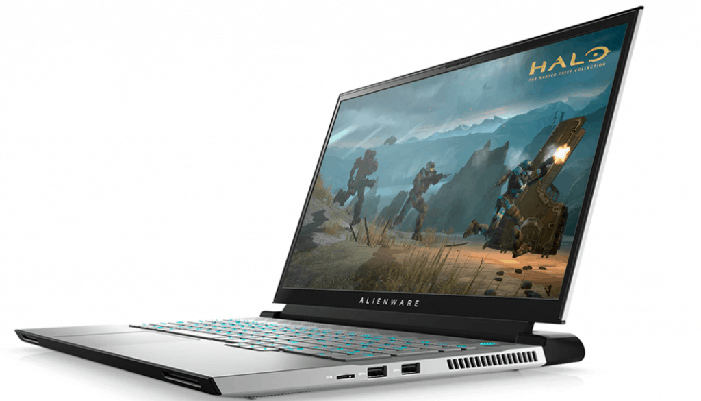 Fewer RTX 3070 Cores on Alienware Laptops