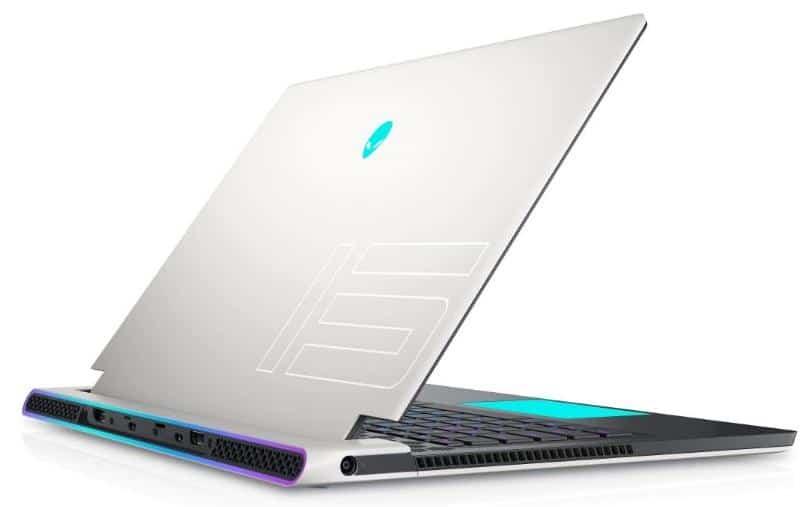 Alienware x15 gaming laptops released