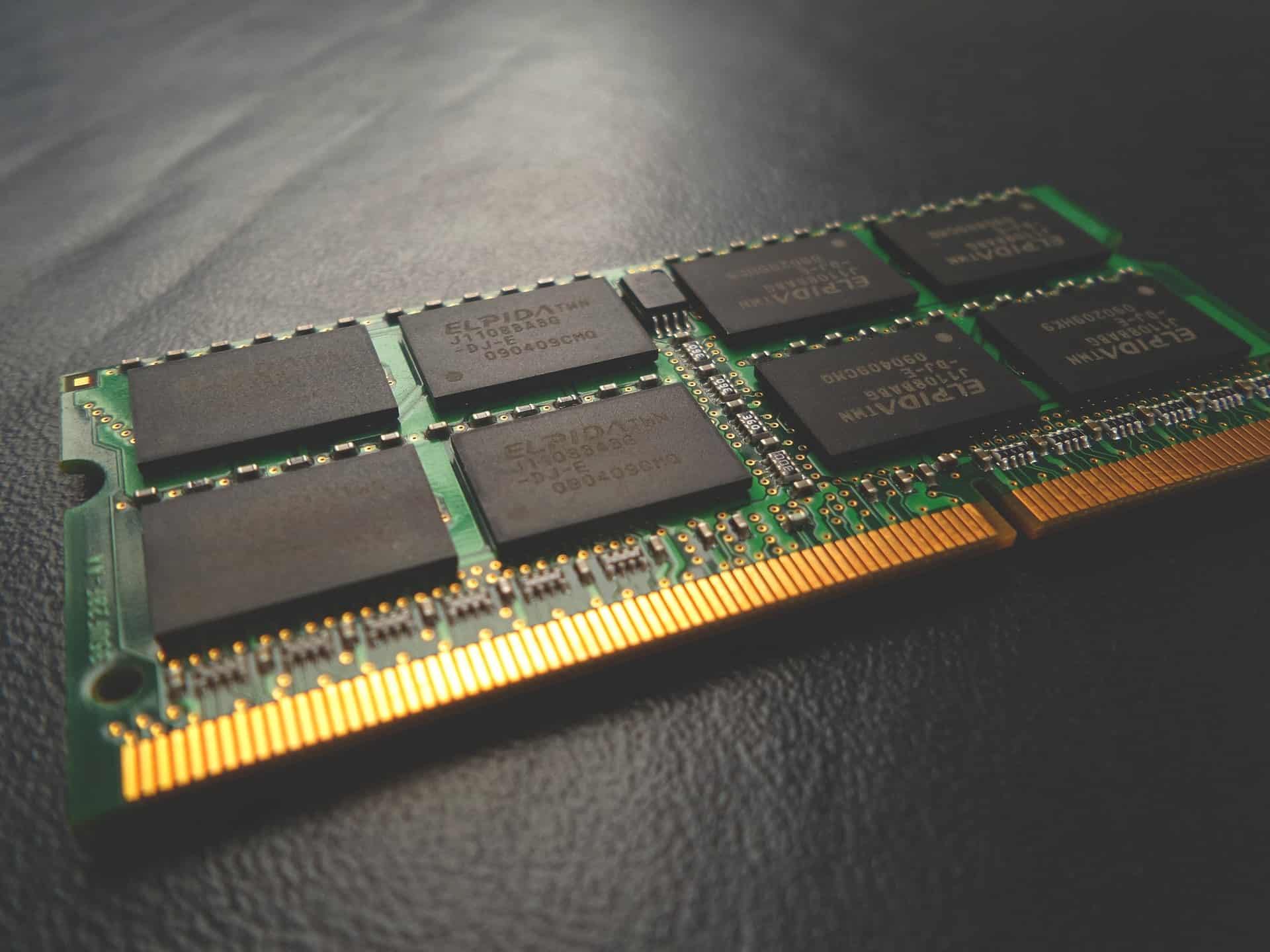 How Much Memory Does Your New Laptop Need?